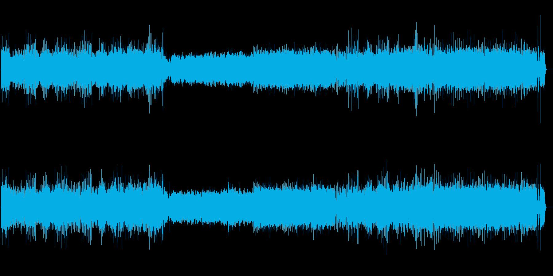 威風堂々第一番(オリジナル版)の再生済みの波形