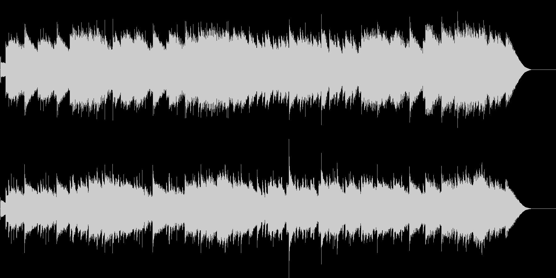 ホラー 短調のクラシック1(オルゴール)の未再生の波形