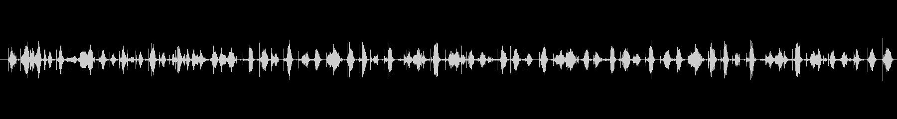 【シャープペン01-03(書く)】の未再生の波形