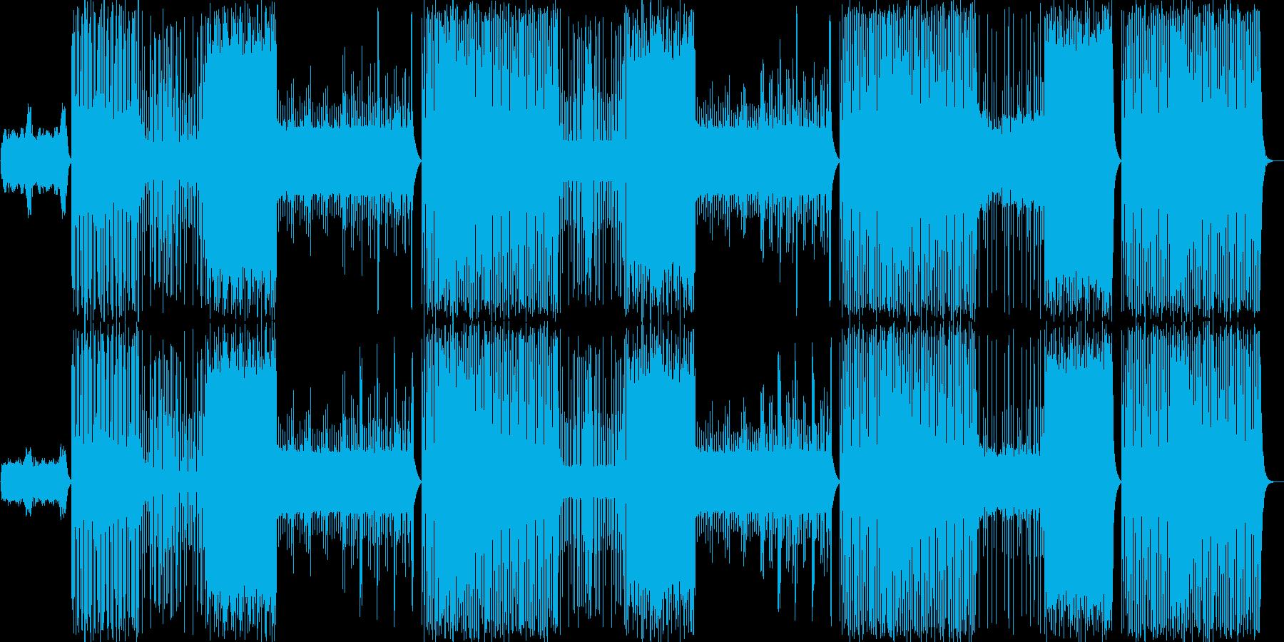 ヒップホップ/クランク/三味線/和#2の再生済みの波形