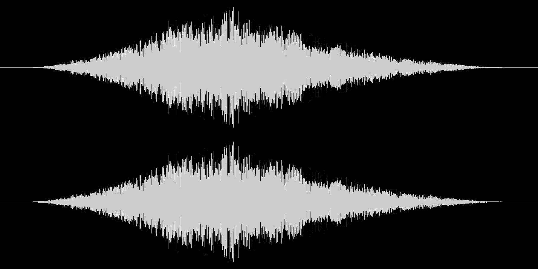 SNES レース02-03(通過)の未再生の波形