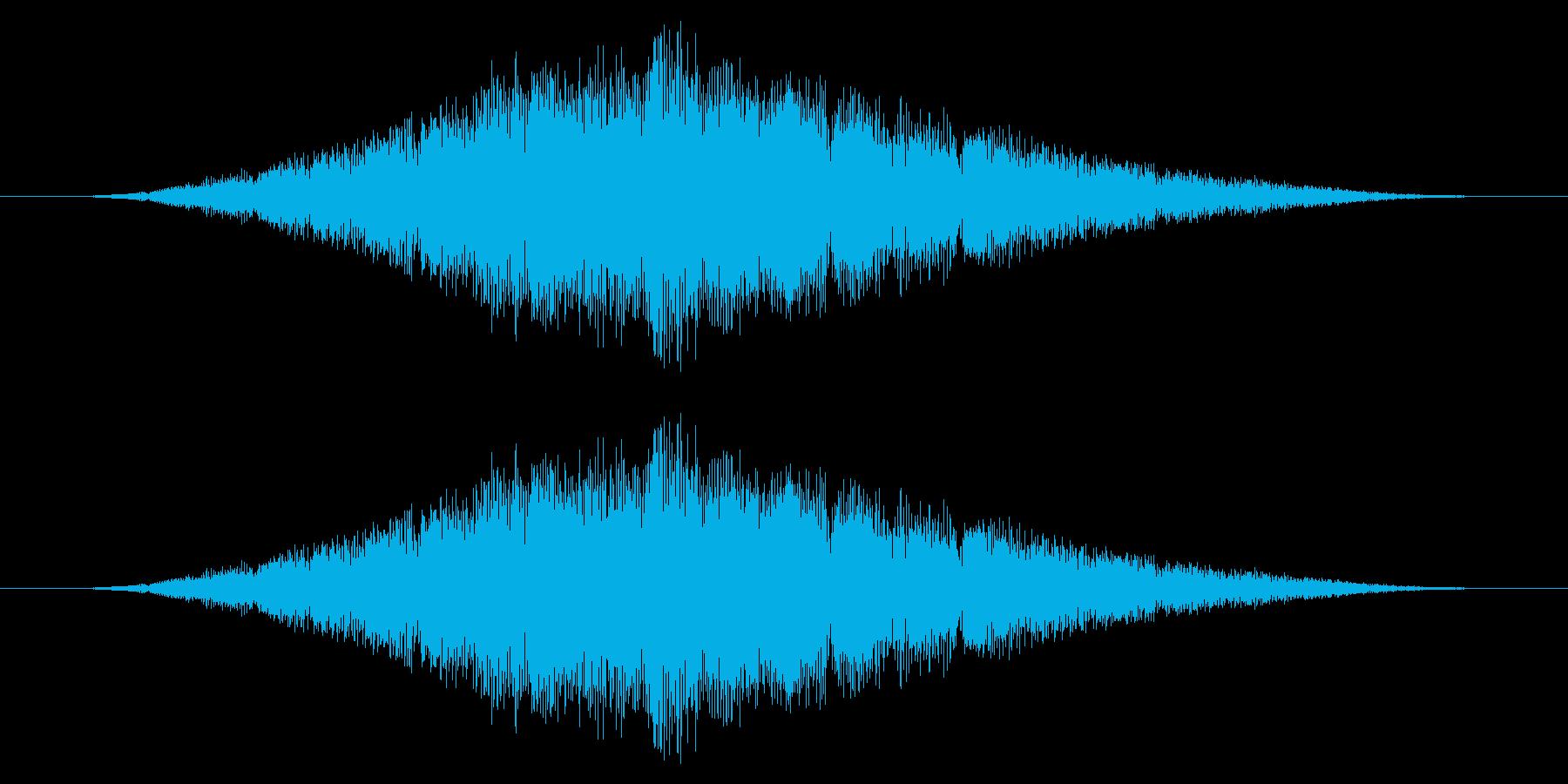 SNES レース02-03(通過)の再生済みの波形