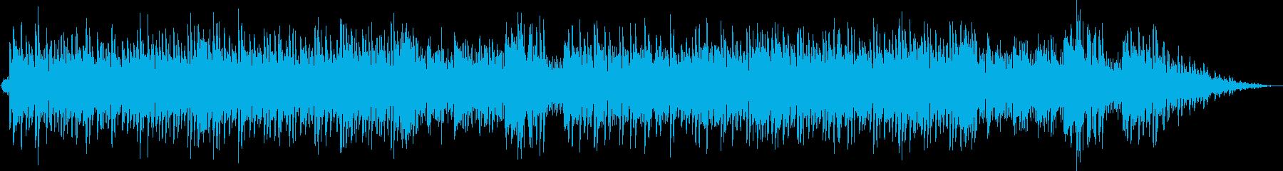何気ない日常のBGMですの再生済みの波形