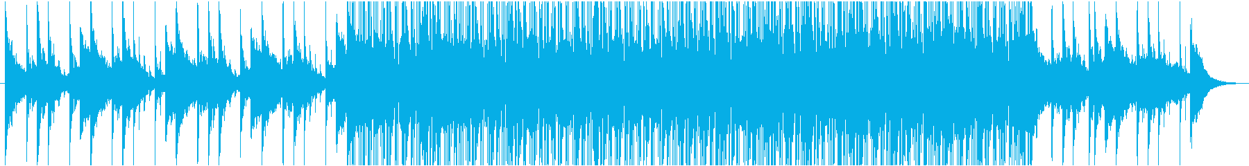 しっとりとした切ないエレクトロです。の再生済みの波形