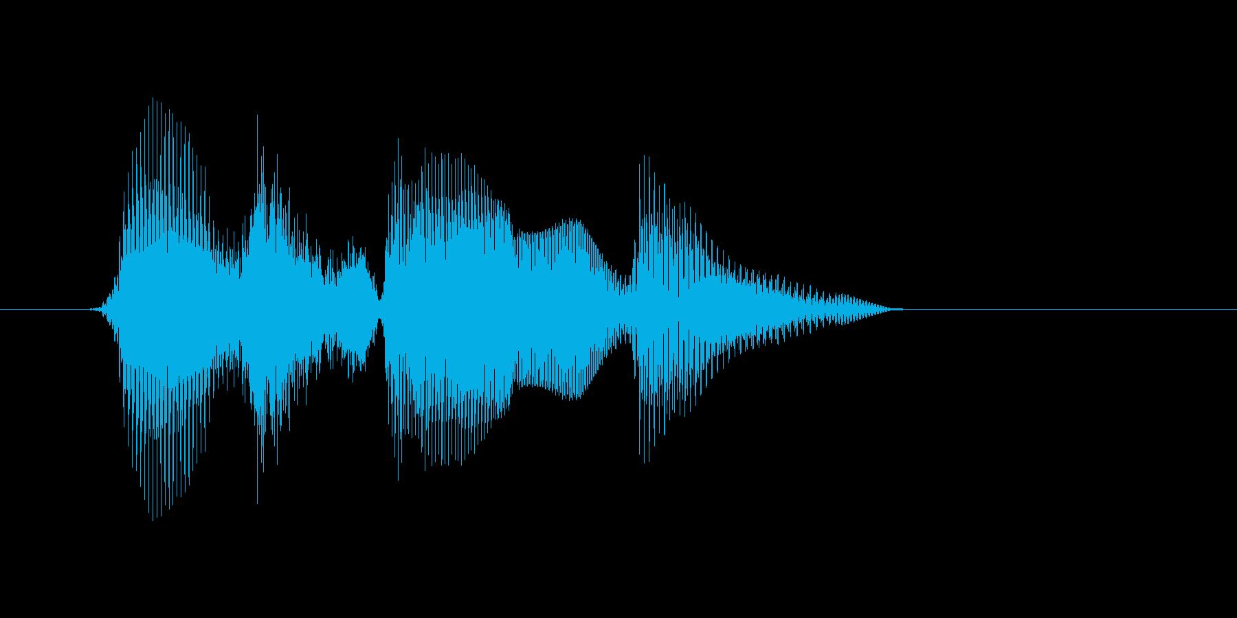 DECEMBER(ディッセンバー・De…の再生済みの波形