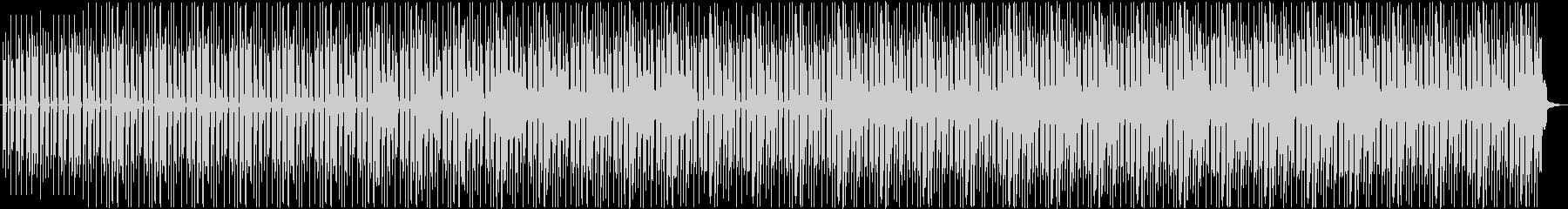 アップテンポ・ギター・ワークアウトの未再生の波形