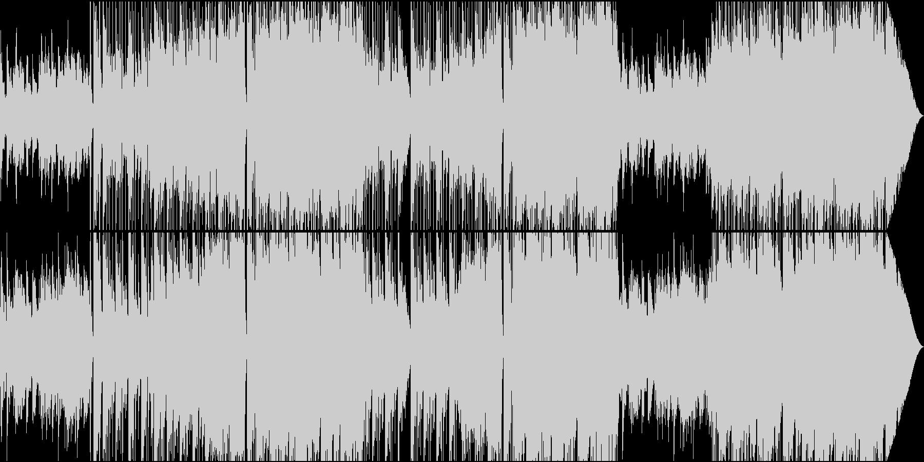 洋楽系結婚式用バラード/ギターメロの未再生の波形