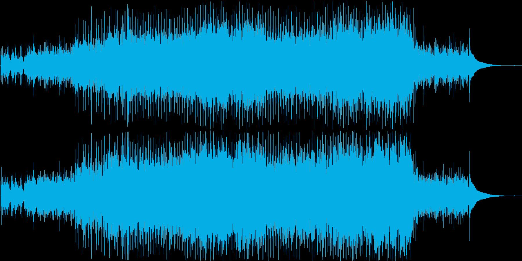 【オルタナティブ】新生活・新学期・爽やかの再生済みの波形