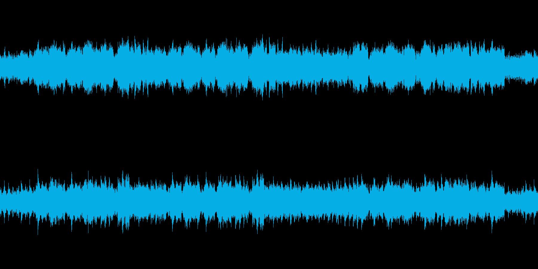 ★神秘的な女性コーラス003(ループ)の再生済みの波形