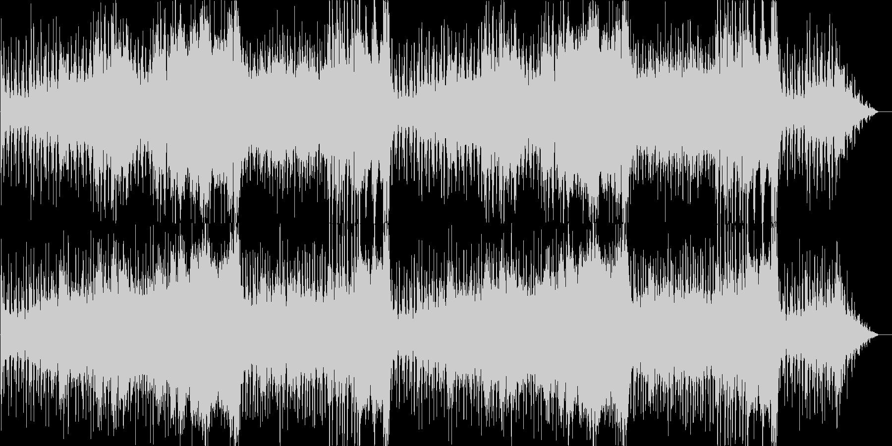 ゲーム用素材/ダンジョン・山道の未再生の波形