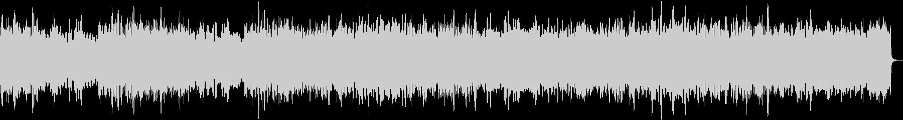 G線上のアリア パイプオルガン演奏の未再生の波形