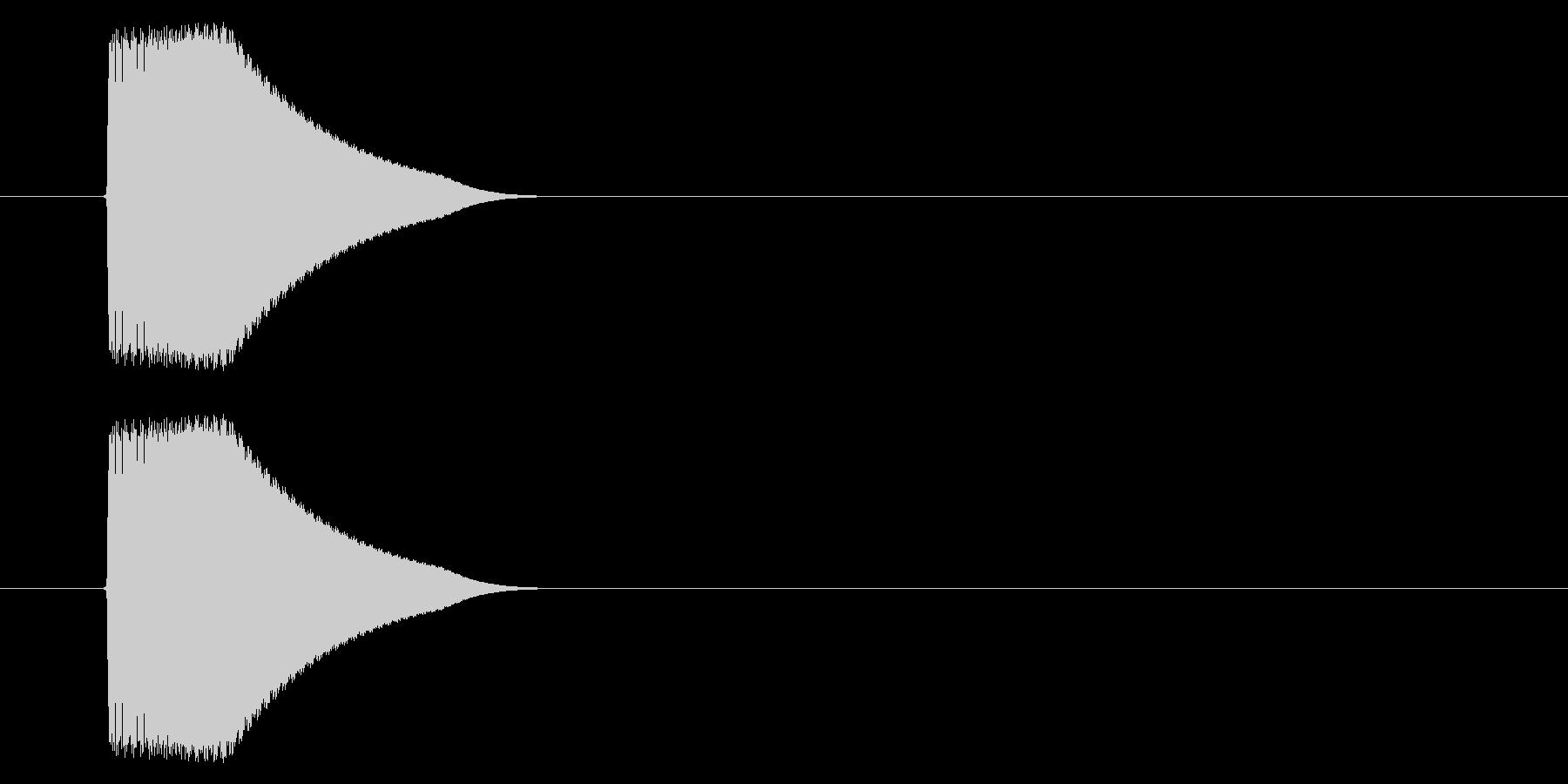 GB レースゲーム01-08(アイテの未再生の波形