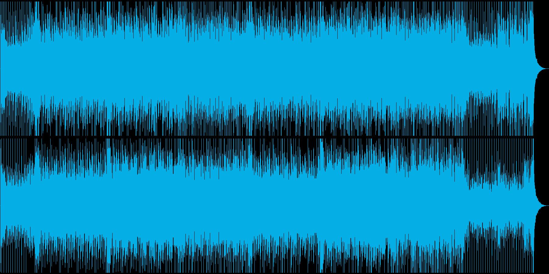 オープニング用、トークのバックなどでの再生済みの波形