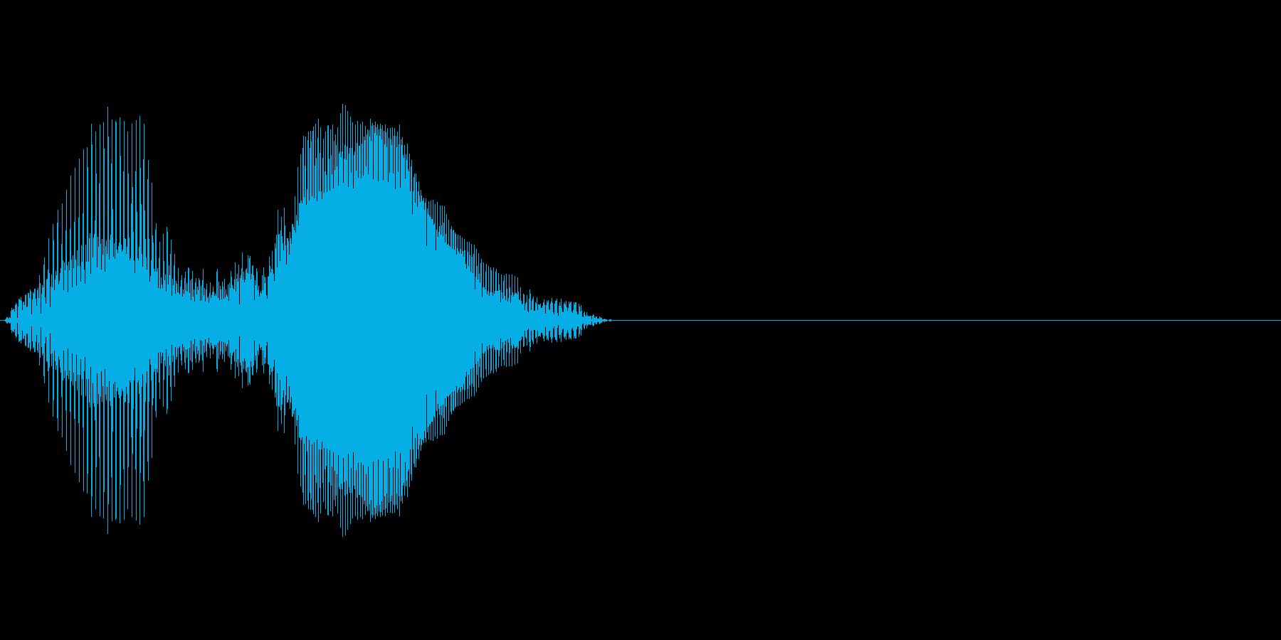 日本(にほん)の再生済みの波形