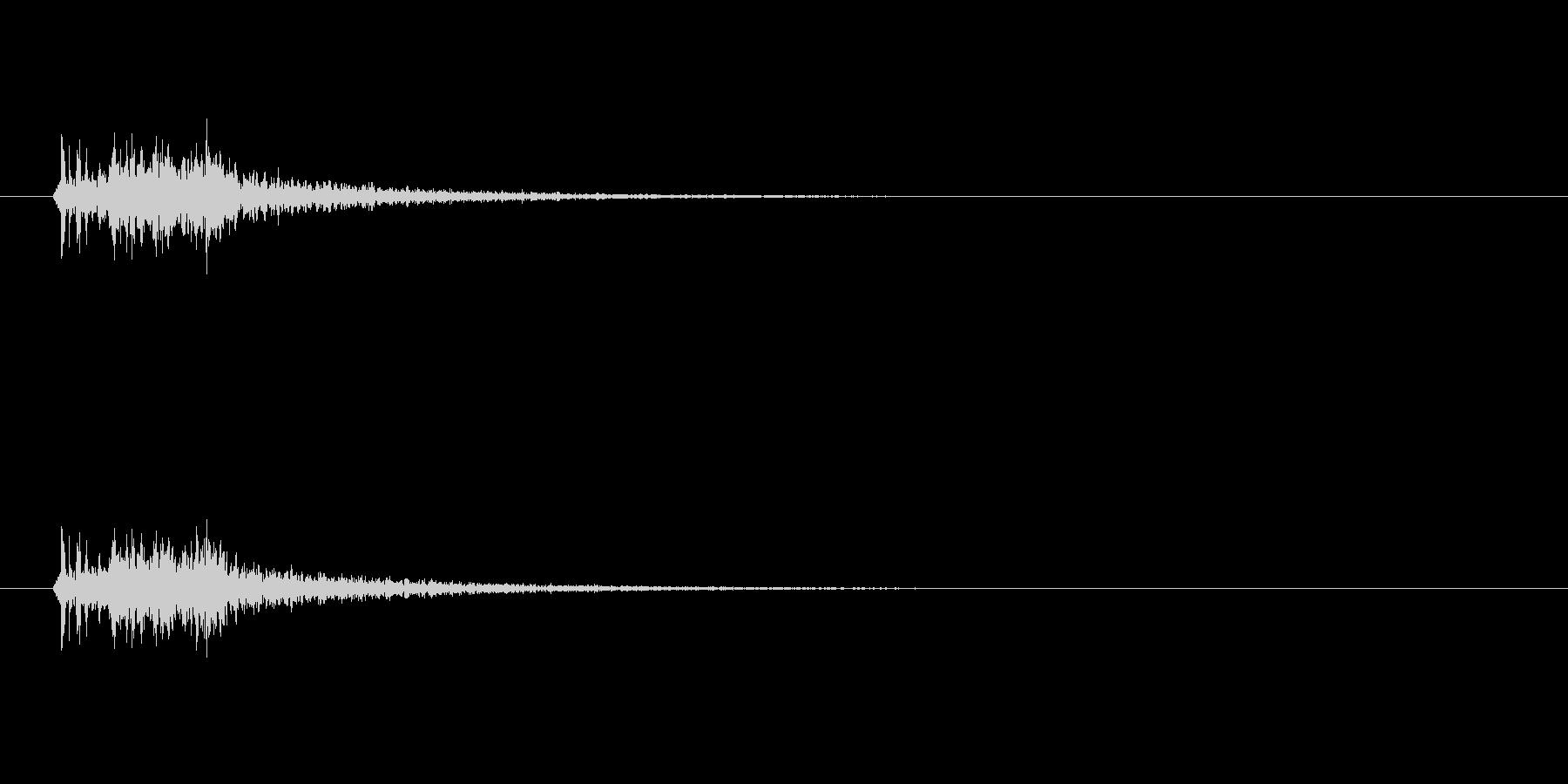 【骨折03-2】の未再生の波形