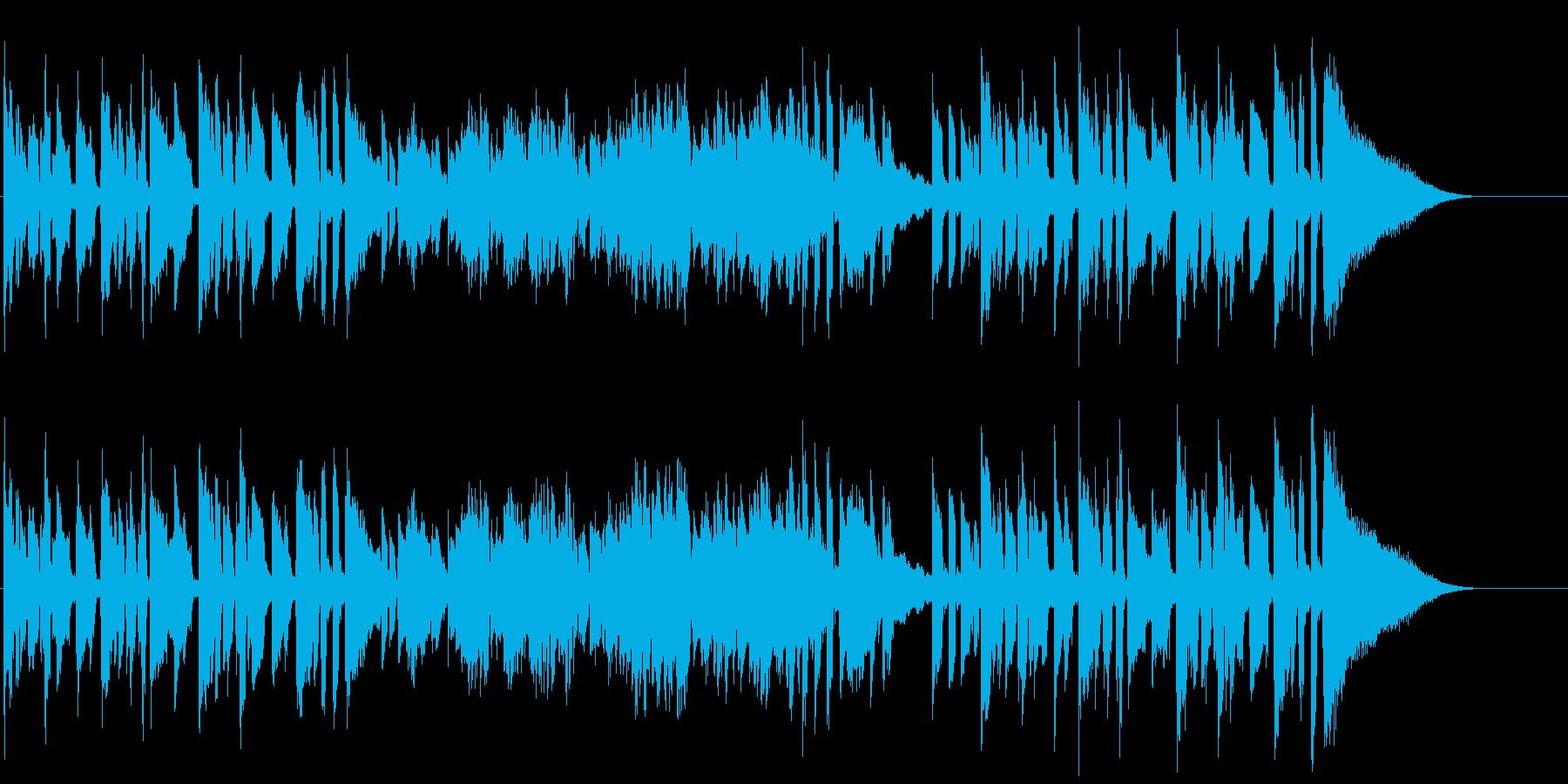大人 夜 空 バー ムード おしゃれの再生済みの波形