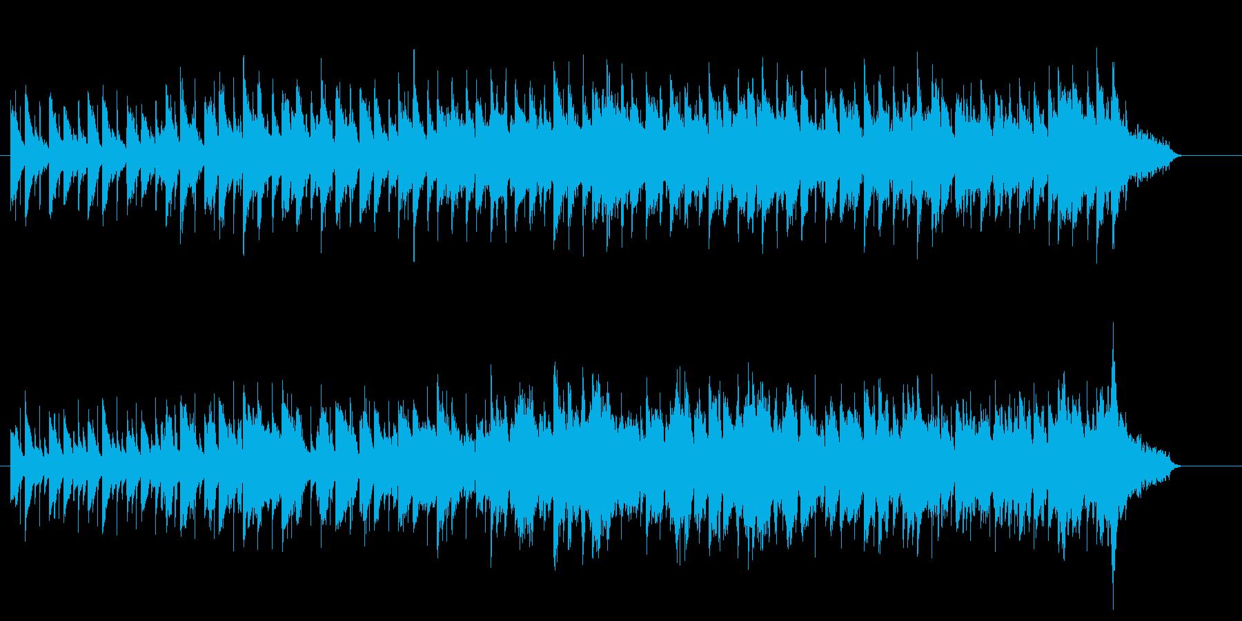 哀愁漂うアコースティック・バラードの再生済みの波形