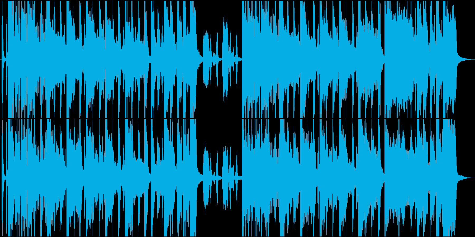 かっこいいハッピーバースデーのうた2の再生済みの波形