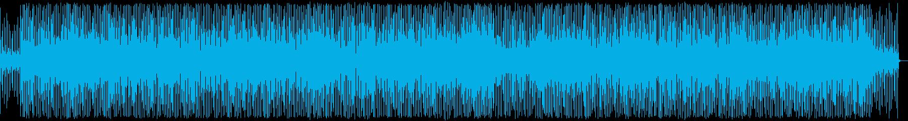 G線上のアリア 軽快ポップスverの再生済みの波形