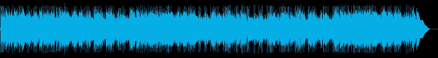 まったりと朗らかなアコギサウンドの再生済みの波形