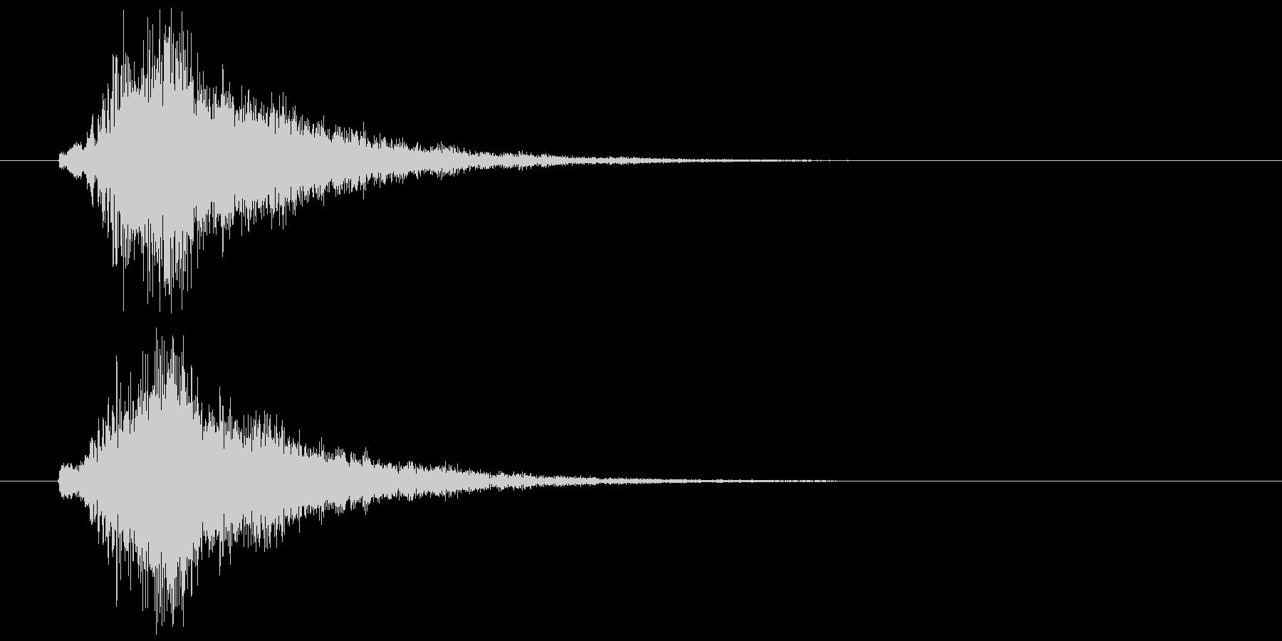 テロップ用_Bellの未再生の波形