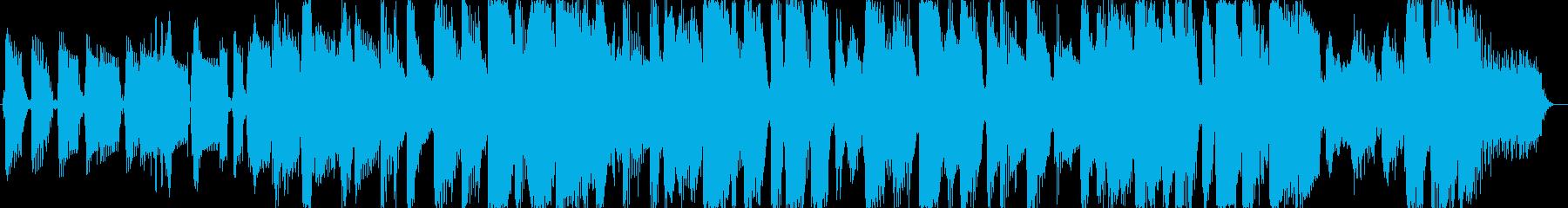 いたずらっ子達のイメージBGMの再生済みの波形