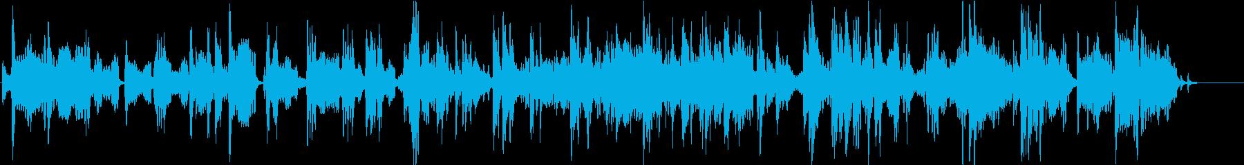 和風/尺八とお琴でお正月BGMや映像にの再生済みの波形