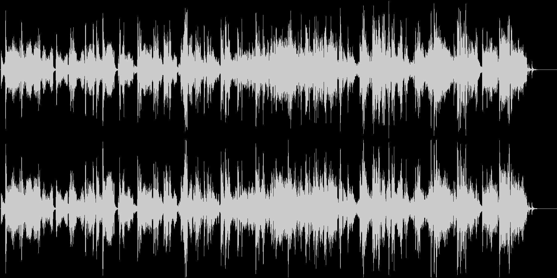 和風/尺八とお琴でお正月BGMや映像にの未再生の波形