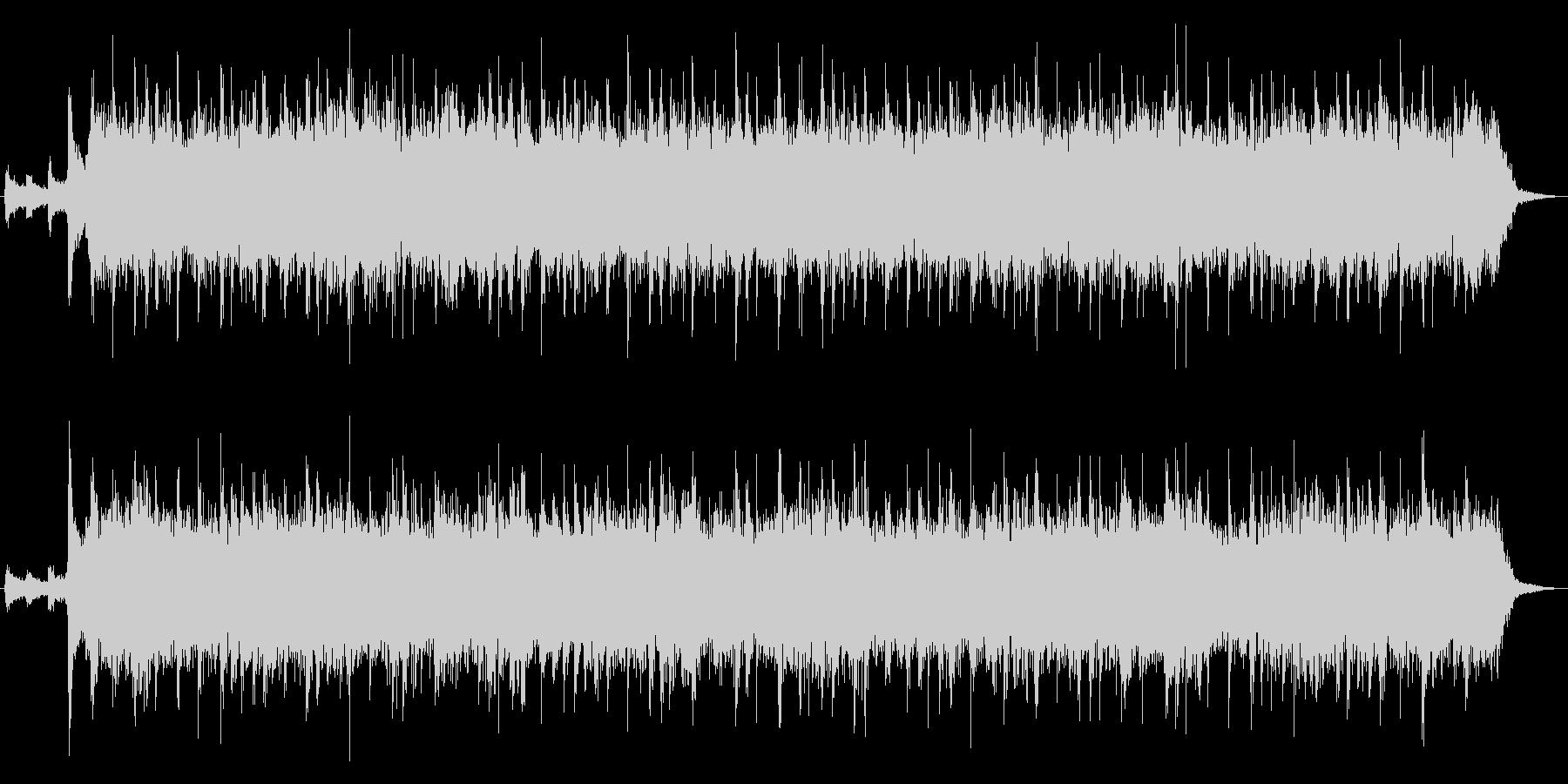 ハードロック#2/オープニング/入場の未再生の波形