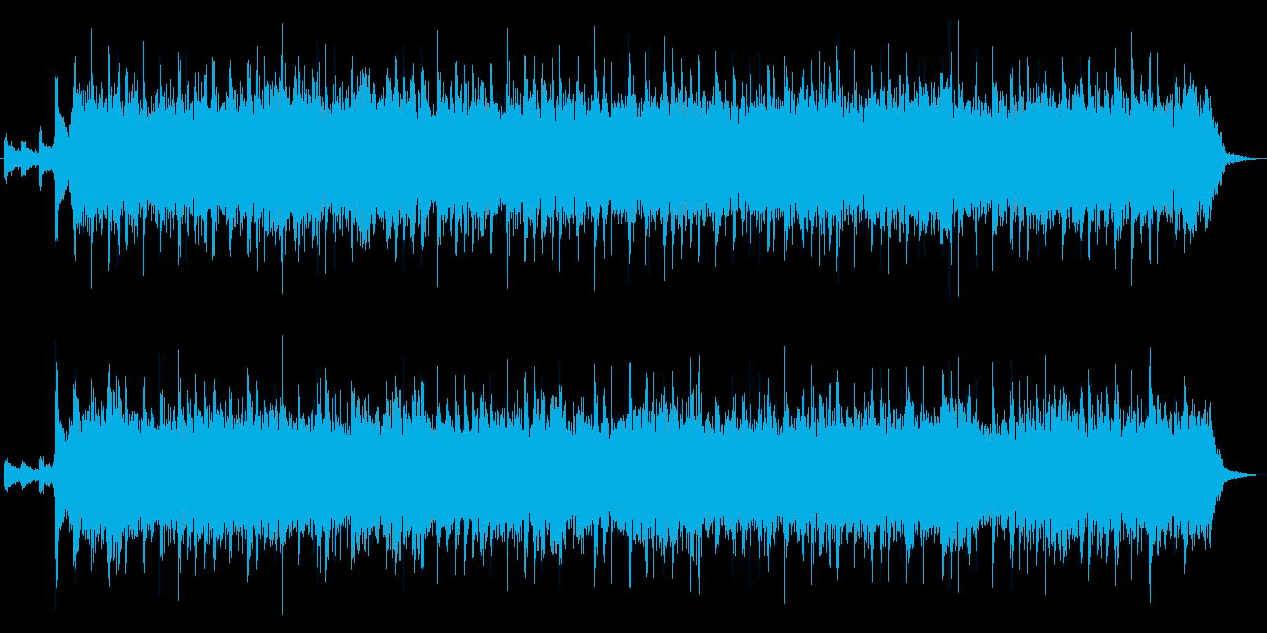 ハードロック#2/オープニング/入場の再生済みの波形