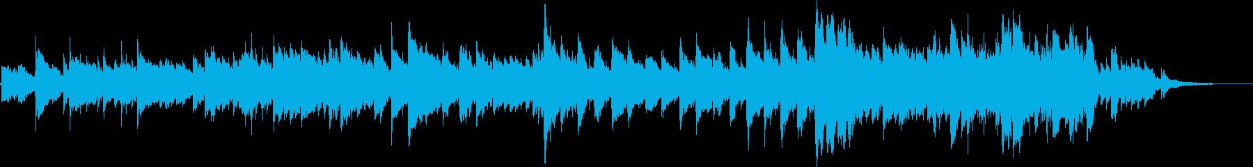 壮大なエンディング、ラスト歴史ゲーム Cの再生済みの波形