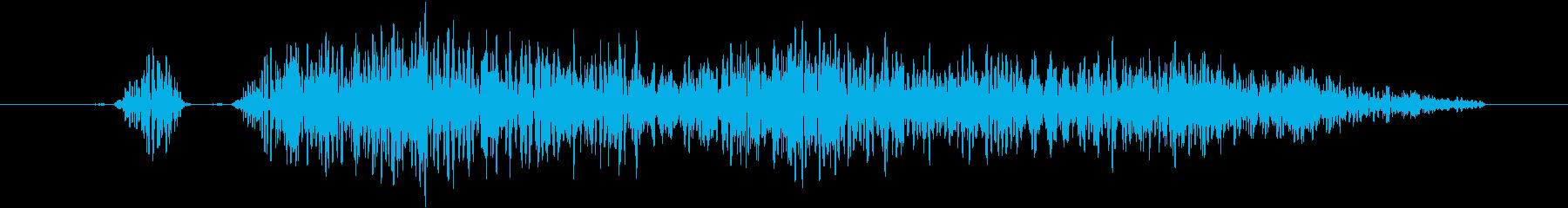 キャンセル/メニュー画面の演出に最適!5の再生済みの波形