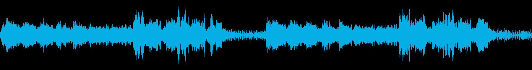 【ドラム抜き】ホラー要素の強い不安定な…の再生済みの波形