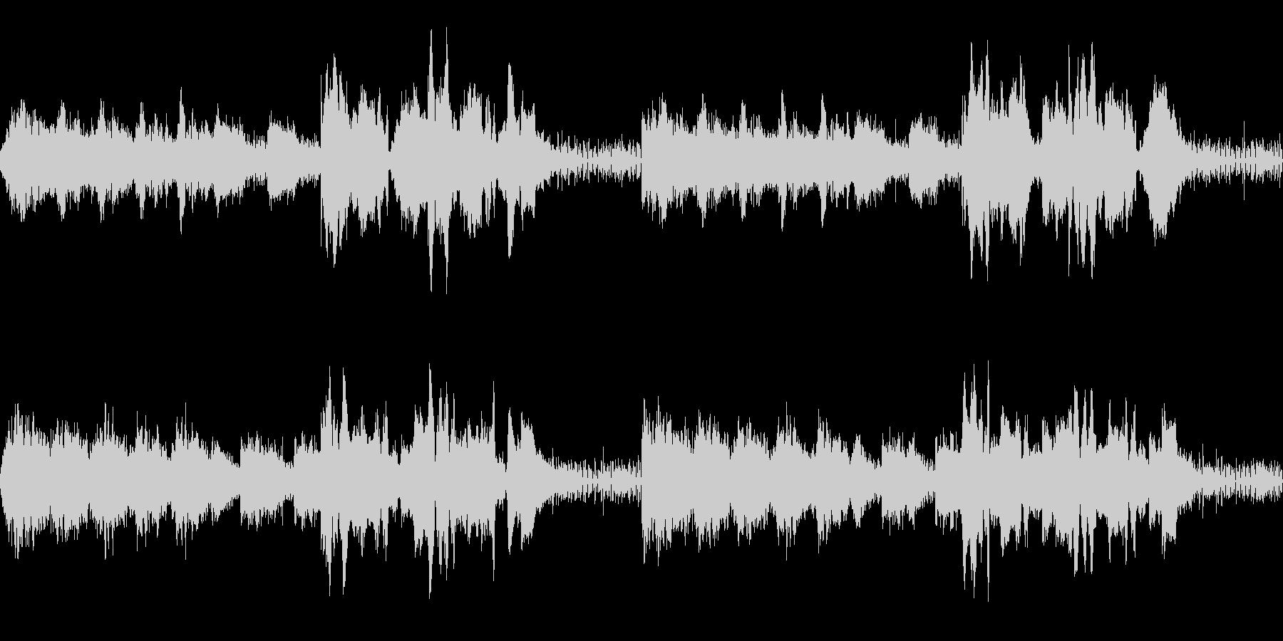 【ドラム抜き】ホラー要素の強い不安定な…の未再生の波形