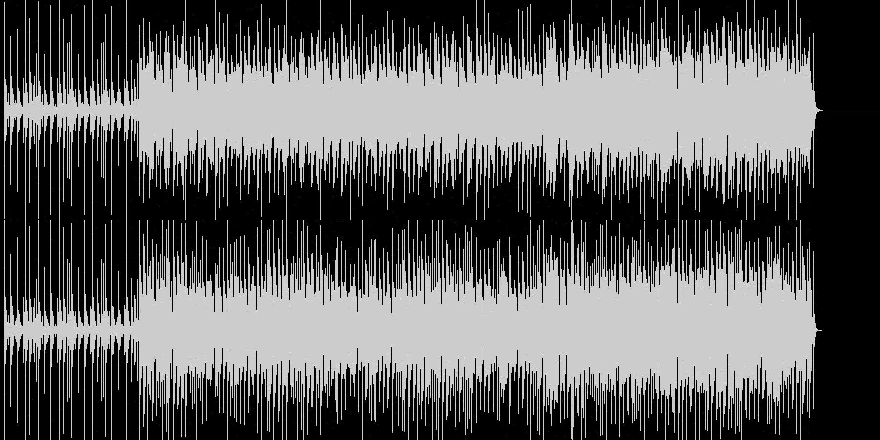 【カントリー】コミカルなカントリーの未再生の波形