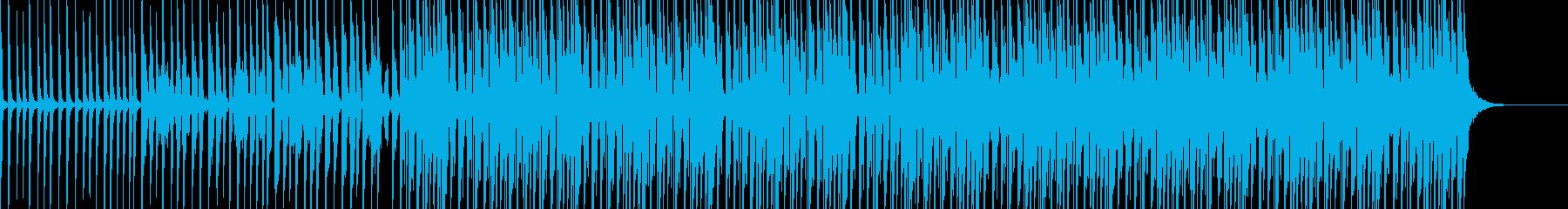 The Chaninsmorkers風の再生済みの波形