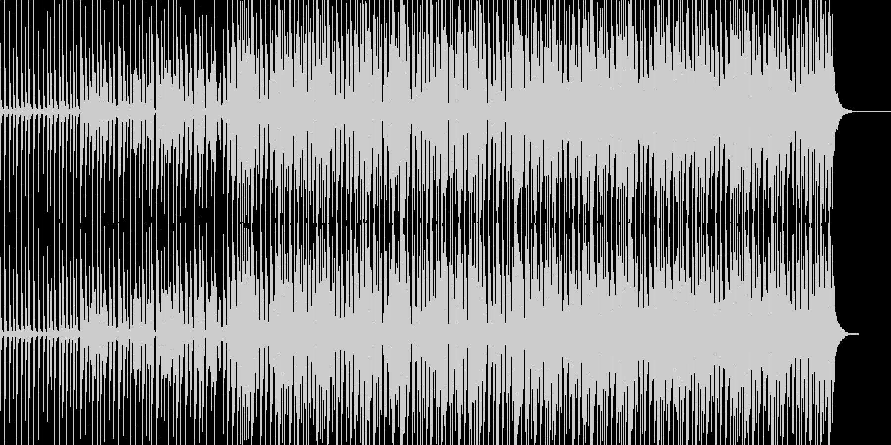 The Chaninsmorkers風の未再生の波形