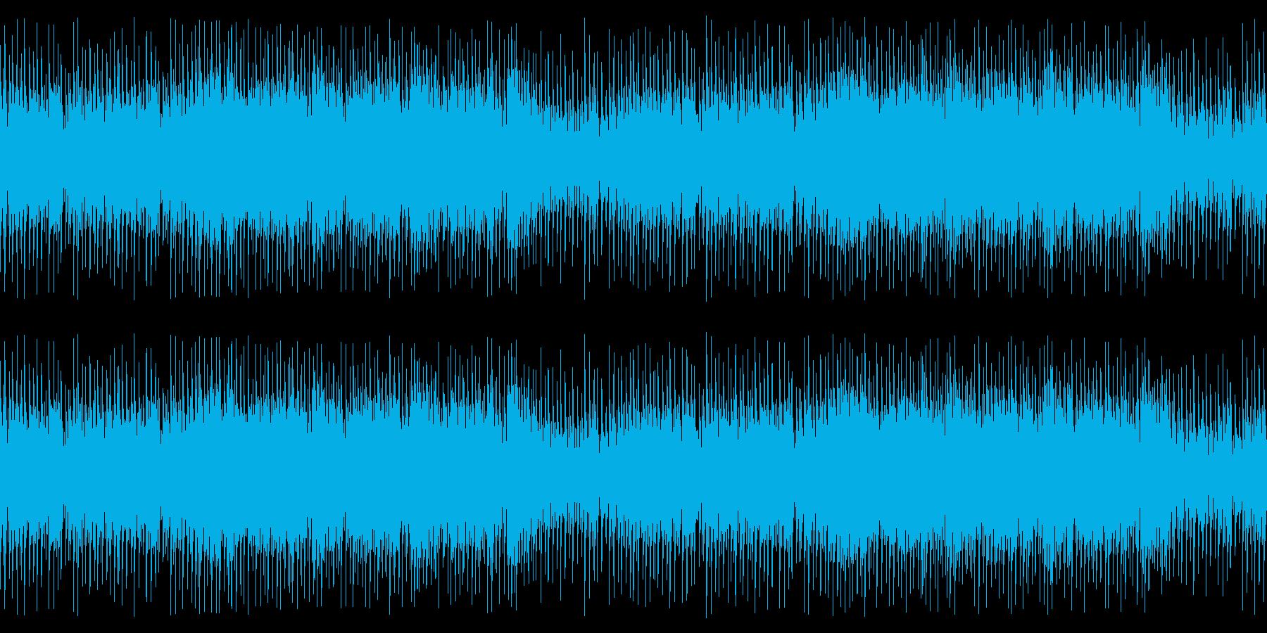 BGM023-02 ファミコンサウンド…の再生済みの波形