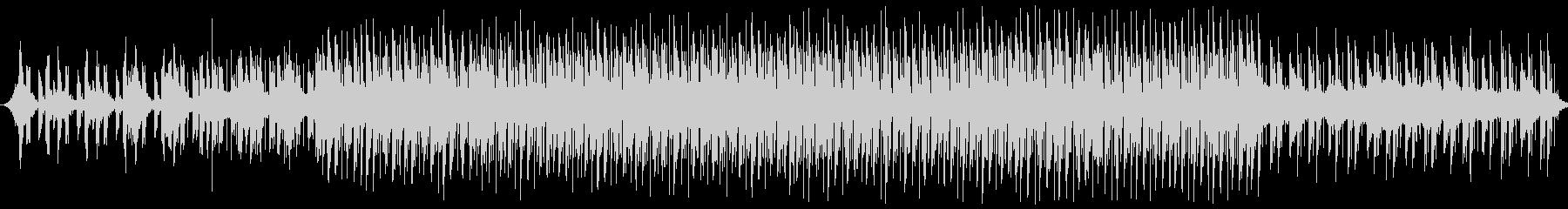 オーケストラのリズムにデジタルっぽさを…の未再生の波形