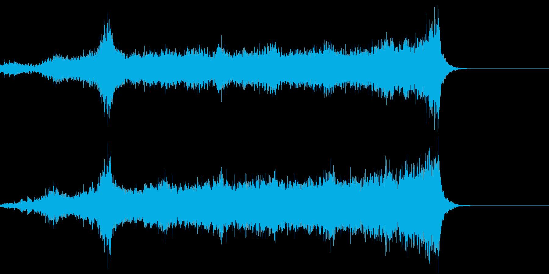 壮大なオーケストラ〈チェロとチャイム〉の再生済みの波形