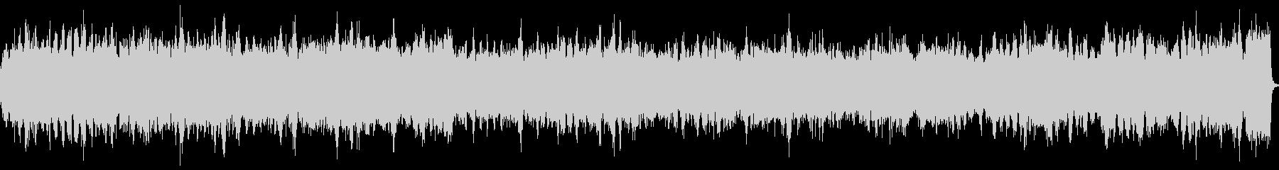 カノンのストリングスオーケストラアレンジの未再生の波形