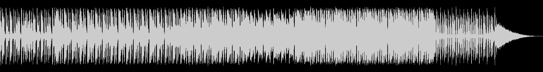 Jazz風レゲエ♫reggaeの未再生の波形