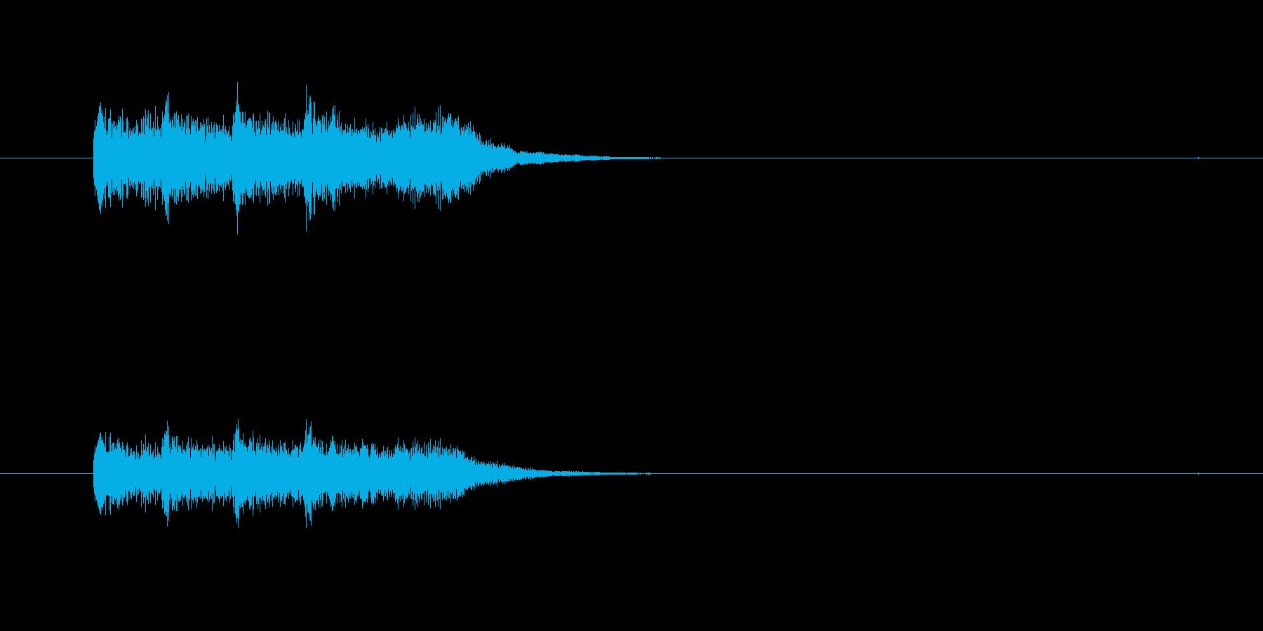 ファンタジー パワフル 力強い 奇妙の再生済みの波形