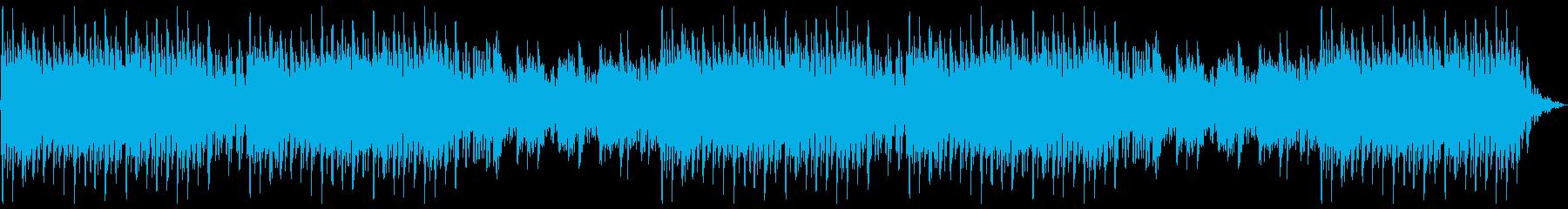 気高さと疾走感を描く合唱曲:編集Aの再生済みの波形