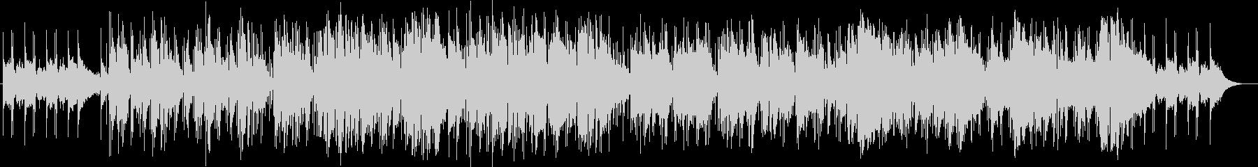 ハーモニカの音色が大人っぽいインスト曲の未再生の波形