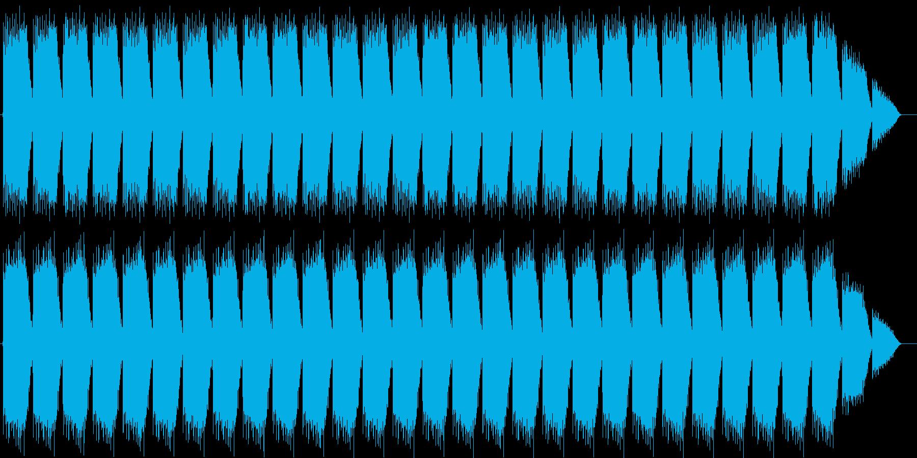 化学プラントサイレン タイプAの再生済みの波形