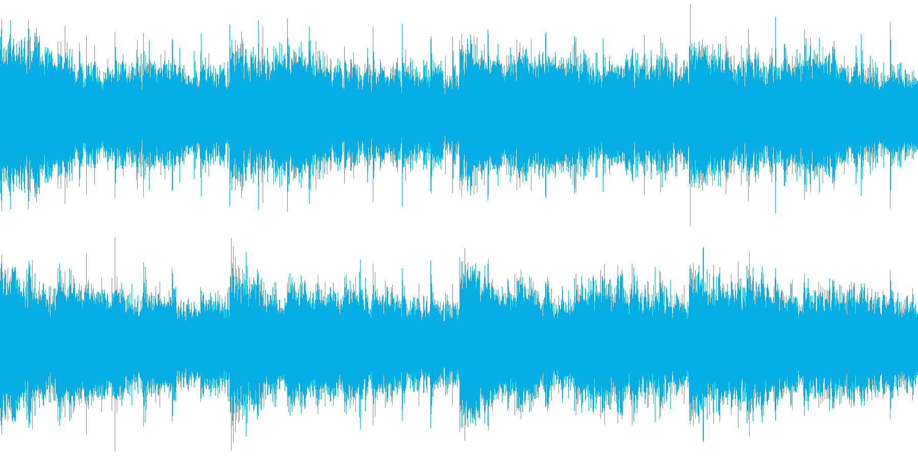 凄惨な現場・残虐な悪役【ループ再生用】の再生済みの波形