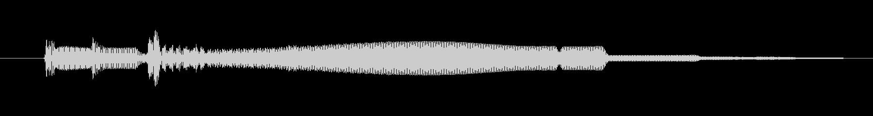 ゲーム、クイズ(ピンポン音)_006の未再生の波形
