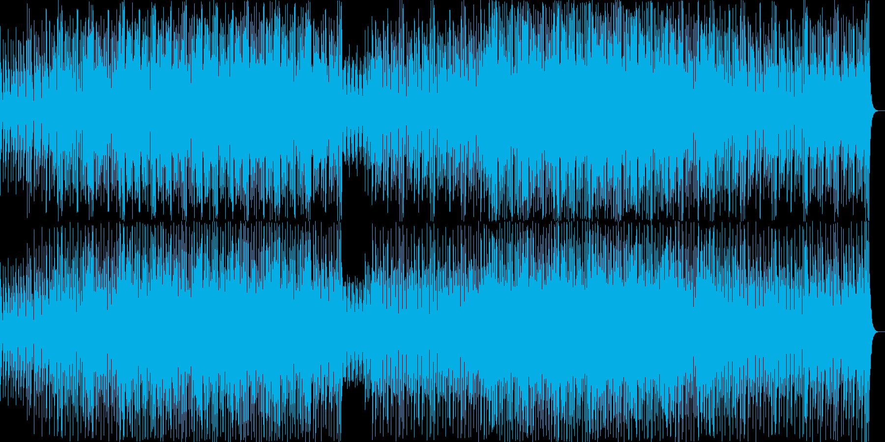 祭囃子 テクノの再生済みの波形