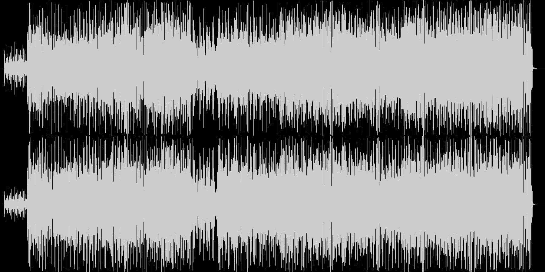 8ビートの爽やか系ピアノ・インスト。の未再生の波形